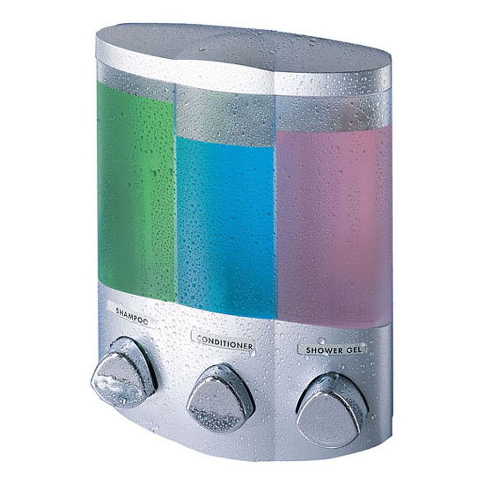 soap dispenser at linen chest