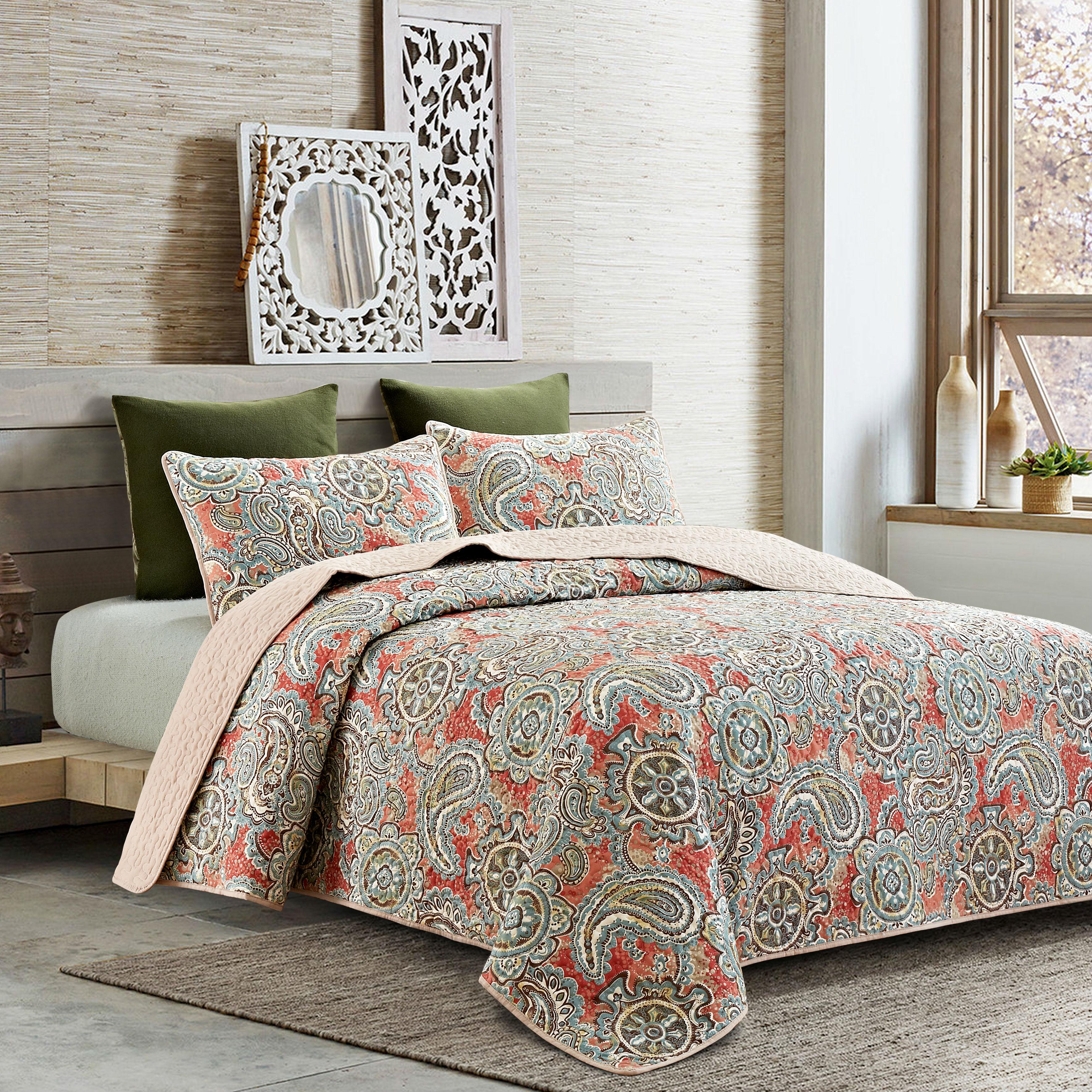 pinterest asha pin home imports sham pier quilts quilt paisley