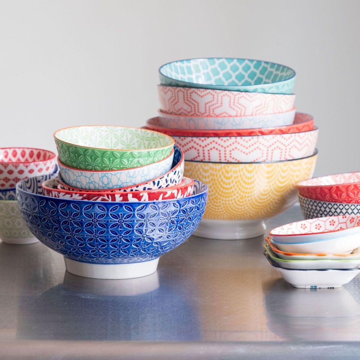 Rope Torre /& Tagus Kiri Porcelain 4.5 Small Bowl