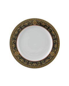 """Versace Medusa Red 10.5"""" Dinner Plate"""