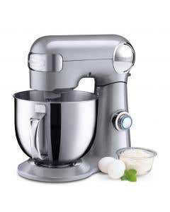 Silver Stand Mixer