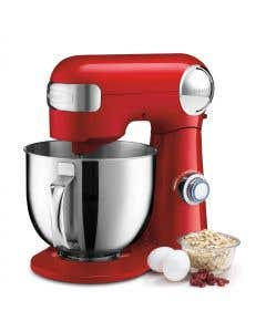 Red Stand Mixer