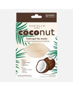 Masques hydrogel pour les lèvres«Coconut»par Danielle