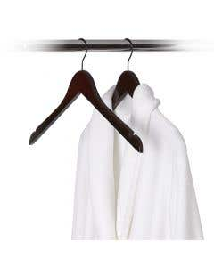 Wood Clothes Hanger