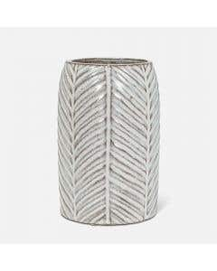 Vase « Herringbone » - 7 po