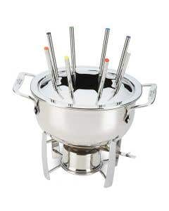 All-Clad Oval Fondue Set