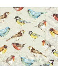 Serviettes de table « The Birds »