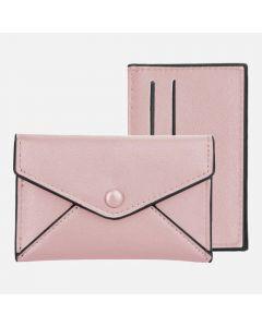Pink Envelope Wallet