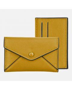 Mustard Envelope Wallet