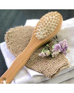 Brosse de bain anti-cellulite par Relaxus