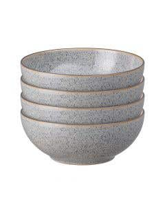 Set of 4 Cereal Bowls (17cm)