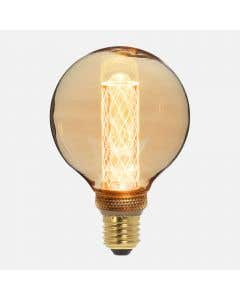 Edison Round LED Light Bulb