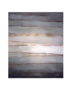 "Tableau ""Golden Lines"" par Adlan Kaezar"