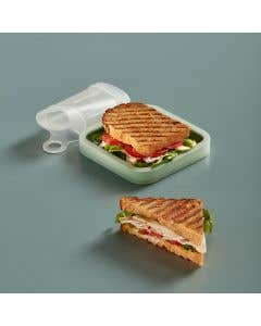 Étui à sandwich réutilisable
