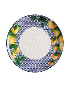 Lemon Platter 36.5 cm