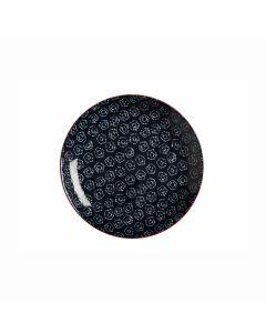 Plate 20 cm - Shibori