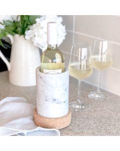 Refroidisseur à vin en marbre par Final Touch