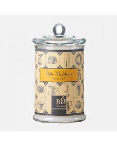 Bougie parfumée Petite Madeleine dans un grand verre par Maison Berger Paris