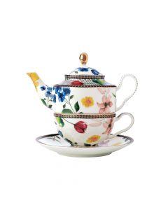 3-Piece Tea For One Set (380 ml)