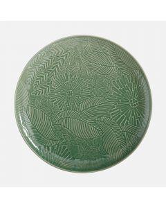 Round Platter - Kiwi (36cm)