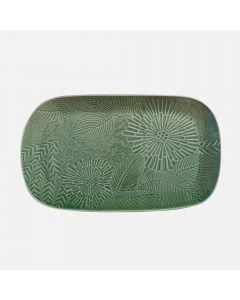 Oblong Platter - Kiwi (39cm x 23cm)