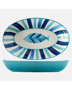 Oval Serving Bowl (42 x 26 cm)
