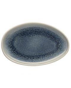 "9.75"" Server Plate - Aquamarine"