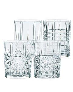 Set of 4 Whisky Tumblers