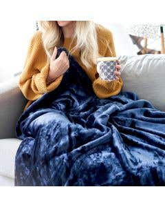 World's Softest Blanket Microplush Blanket
