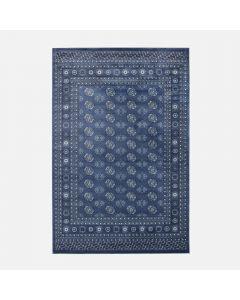 "Tekke Blue Carpet - 63"" x 96"""