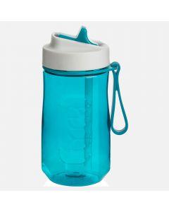 Bouteille d'eau bleue«Fuel»par Trudeau