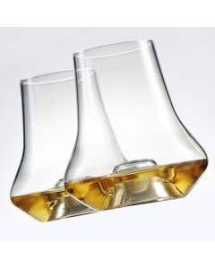 Ensemble de 2 verres à whisky