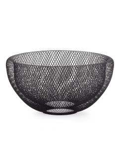Mesh double wall bowl large 11 x 5.75