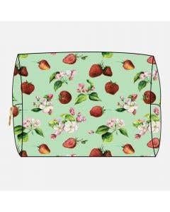 Strawberries Cosmetic Case