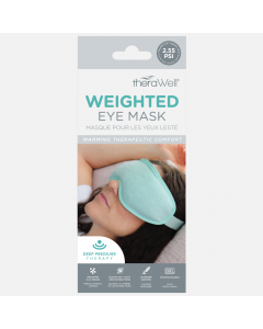 Weighted Eye Mask by TheraWell