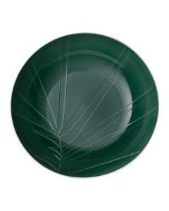 Bowl Leaf Green (26cm x 6.5cm)