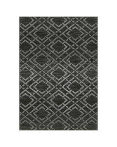 Vermont Element 5.3' x 7.7' noir et gris