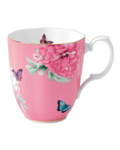 Vintage Mug 13.5ounce-Pink