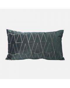 "Green Breakfast Cushion 13"""