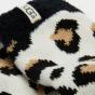UGG Josephine Fleece Lined Socks - Leopard