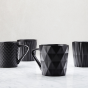 Set of 4 Cosmos Mugs by Maxwell & Williams