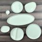 Clover Mint Dinnerware Collection