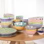 Kiri Porcelain Bowls and Plates by Torre & Tagus