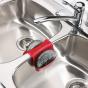Umbra Saddle Sink Caddy Red
