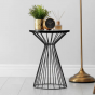 Table d'appoint « Leila »