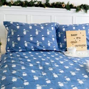 Flannel Sheets Linen Chest