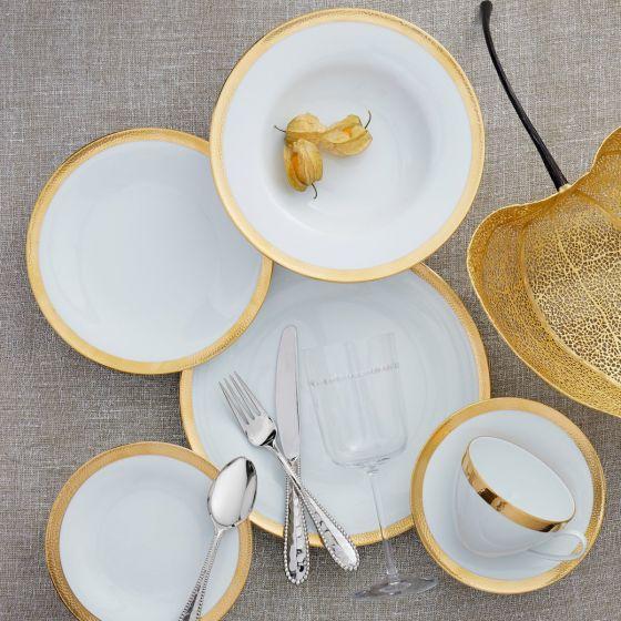 Goldsmith 5-Piece Dinnerware Set
