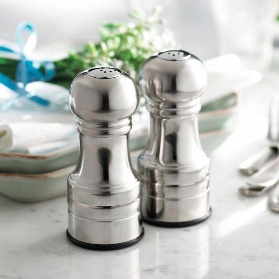 Trudeau Salt & Pepper Shaker Set
