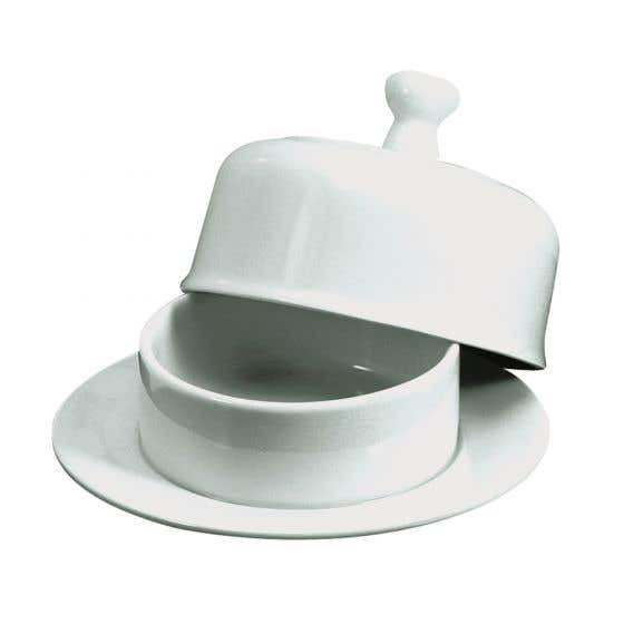 Danesco B.I.A Round Butter Dish