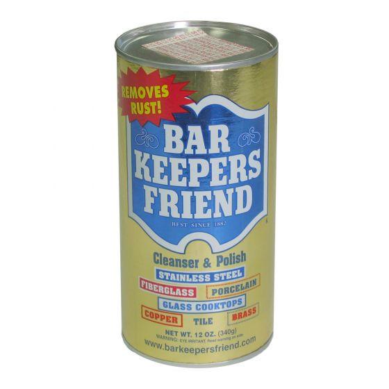 Bar Keeper Friend Cleaner
